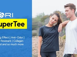 CORI SuperTee: The next generation of t-shirts