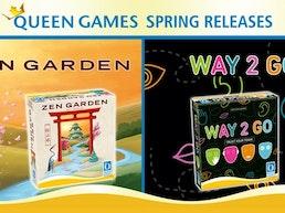 Zen Garden & Way 2 Go