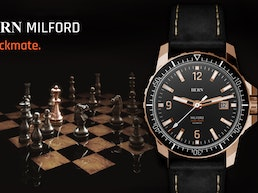 Introducing Milford Automatic by Bern Watch Company