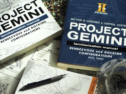 Make 100: Project Gemini - The Familiarization Manual