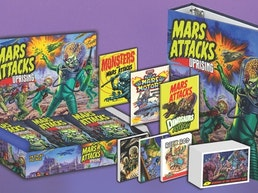 Mars Attacks: Uprising Trading Cards - Licensed by Topps