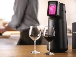 Albicchiere - Smart Wine Preservation & Dispenser