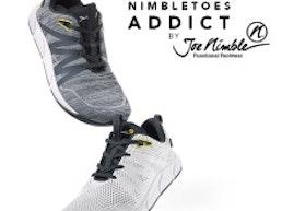 Functional Footwear: nimbleToes Addict