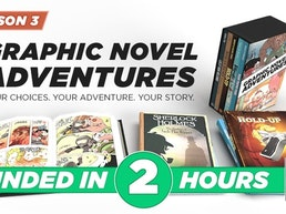 Graphic Novel Adventures - Season 3