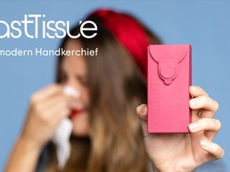 LastTissue™ - The Reusable Tissue Pack