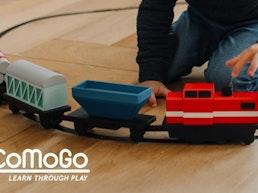 LoCoMoGo Train | Learn Coding Through Play