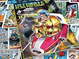Jetman - the complete published works all in one book!