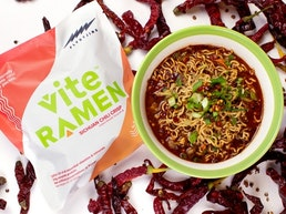 Vite Ramen x Fly By Jing: A Complete Spicy Meal In 3 Minutes