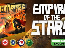Empire of the Stars - 4X Board Game