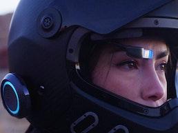 EyeRide HUD : Make Your Helmet Smart.
