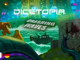 Dicetopia: Crashing Waves