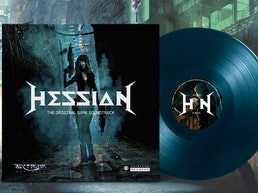 Hessian: Commodore 64 chiptune game soundtrack on Vinyl & CD