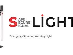 S.Light — Safe. Secure. Signal Light.