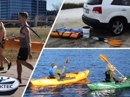 Tucktec eco Folding Kayak