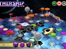 Mothership: 2nd Edition + Booster Pack