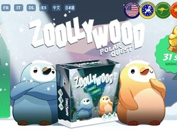 Zoollywood: a cute game with not so cute rules