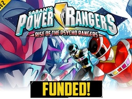 Power Rangers: Heroes of the Grid Rise of the Psycho Rangers