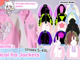 Fawnbomb's Magical Ita Jackets