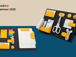 MagEasy: A Modular Magnetic Organizing Kit for Work & Live