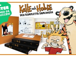 Kalle och Hobbe – Den kompletta samlingen