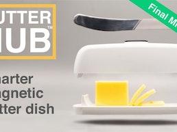BUTTER HUB - A smarter butter dish