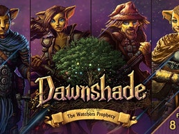 Dawnshade: The Watchers Prophecy