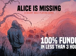 Alice is Missing: A Silent Role Playing Game