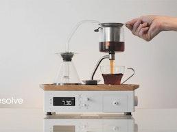 Barisieur 2.0 - Coffee & Tea Brewing Alarm Clock