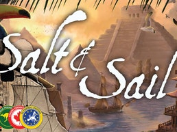 Salt & Sail: A game of discovery during the Age of Sail