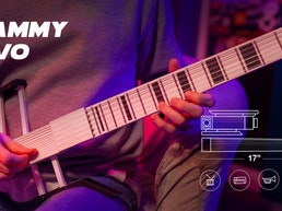 Jammy EVO: Play Any Instrument Using Your Guitar Skills
