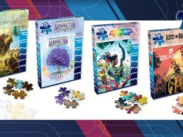 Renegade Games Puzzle Series