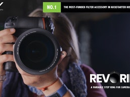 REVORING: A Variable Step Ring for your Camera Lens Filters