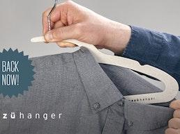 Mozu Hanger - Innovative, Eco-Friendly Clothing Hangers