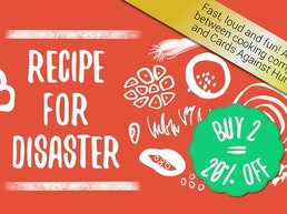 Recipe for Disaster: A card game of culinary chaos
