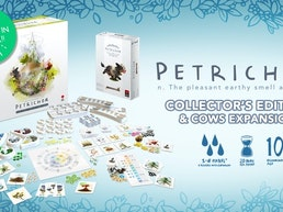 Petrichor: Collector's Edition and Cows Expansion