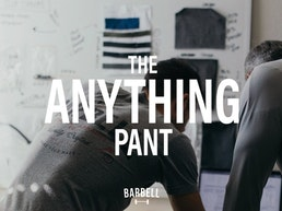 The Anything Pant - Built for Work, Travel and Anything Else