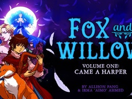 Fox & Willow: Volume One by Allison Pang & Irma 'Aimo' Ahmed