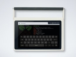 CutiePi Tablet - Raspberry Pi, Untethered