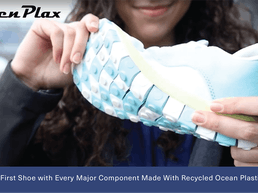 GreenPlax - The World's 1st Shoes Made with Ocean Plastics