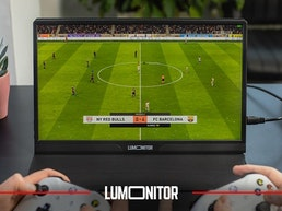 Lumonitor: 4K Touchscreen Portable Monitor