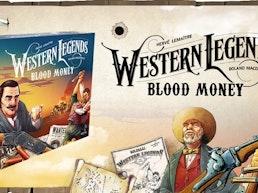 Western Legends: Blood Money