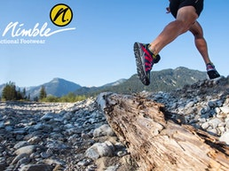 -----Functional Footwear----- Run Pain-Free.