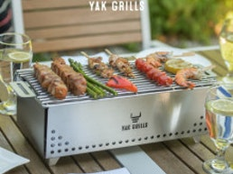 Yak Grills: The Ultimate Charcoal Hibachi Grill