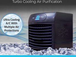 Hydroice Powerful Cooling& Ultimate Air Protection