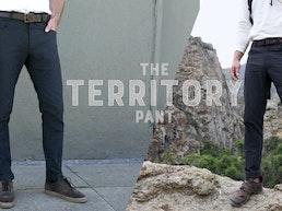 The Territory Pants