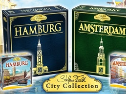 Stefan Feld City Collection - Hamburg & Amsterdam