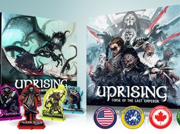 Uprising | Curse of the Last Emperor