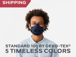 The Air Mask - Premium look & Air Filtration