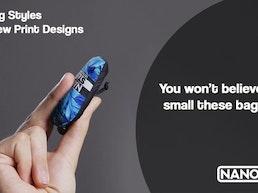 Nanobag 4.0 - Ultralight Reusable Shopping Bags