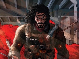 BRZRKR by Keanu Reeves, Matt Kindt, & Ron Garney